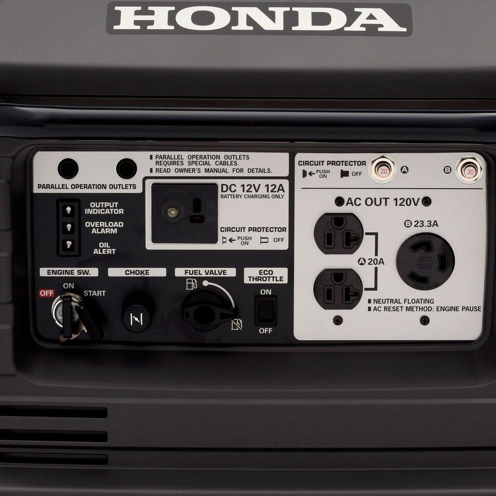 Honda EU3000iS Generator - concord garden