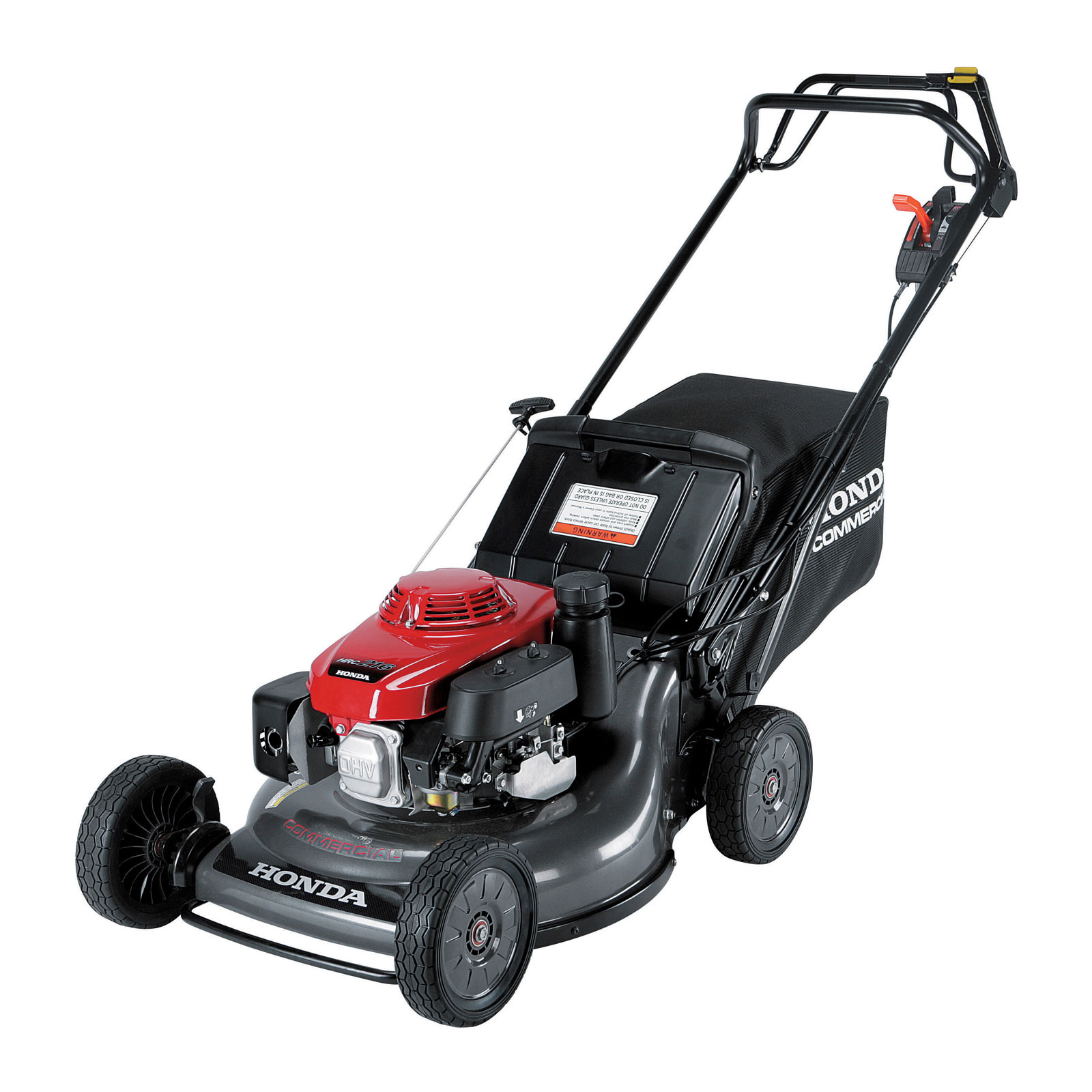 Honda HRC216HXA Walk Behind Commercial Mower