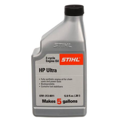 Stihl 2-Cycle HP Ultra Engine Oil (12 8 oz, 6-Pack)