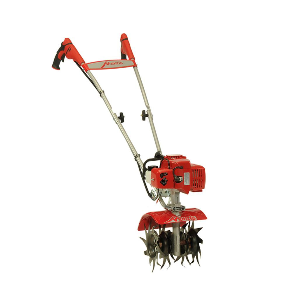 mantis 2 stroke tiller 7920 - Garden Cultivator